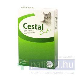Cestal Cat rágótabletta macskáknak 8x