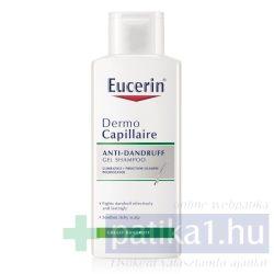 Eucerin® DermoCapillaire Korpásodás elleni sampon zsíros korpára 250 ml