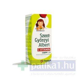 Szent-Györgyi Albert C-vitamin cseppek 30 ml