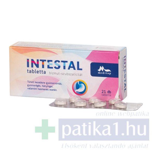 Intestal tabletta 21 db