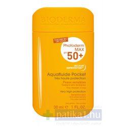 Bioderma Photoderm MAX Aquafluide Pocket SPF50+ 30 ml