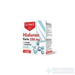 Dr. Herz Hialuron 250 mg Forte kapszula 60x