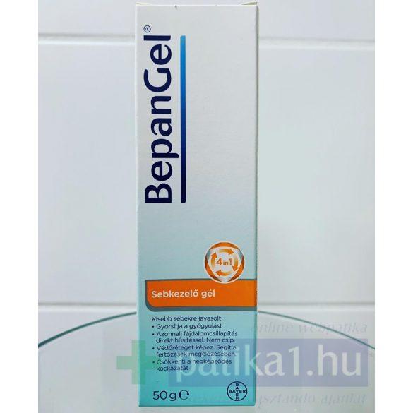 BepanGel sebkezelő gél 50 g Bepangél