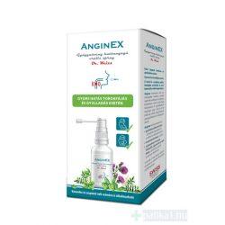 Anginex spray 30 ml torokfájás ellen Dr. Weiss