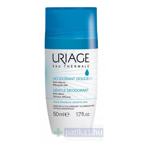 Uriage DEO - Alumíniummentes golyós dezodor50 ml