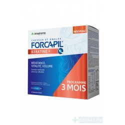 Forcapil Keratin + kapszula 180x