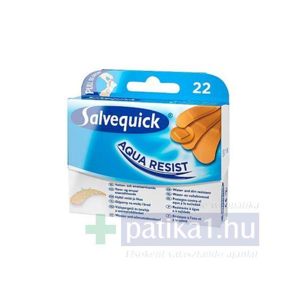 Salvequick sebtapasz vízálló 4 különböző méret 22 db
