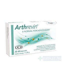 Arthrevin UC-II. étrendkiegészítő kapszula 30x