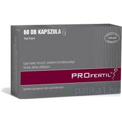 Profertil kapszula 60 db - ingyenes kiszállítással