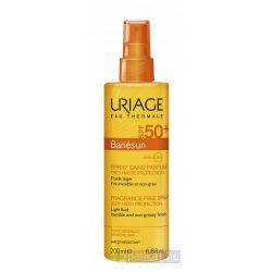 Uriage BARIÉSUN Illatmentes spray SPF50+	200 ml