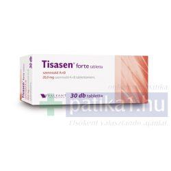 Tisasen Forte tabletta 30 db