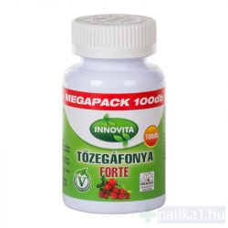 BioCo InnoVita tőzegáfonya forte tabletta MEGAPACK 100x