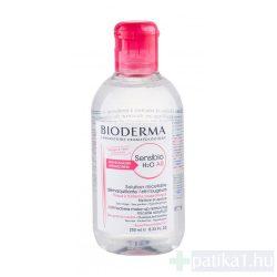 Bioderma Sensibio H2O arc-és sminklemosó 250 ml