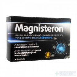 Magnisteron magnézium tabletta férfiaknak 30 db