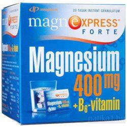Magnexpress Forte 400 mg granulátum 20 db