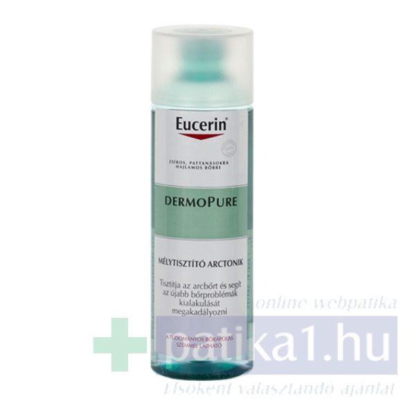Eucerin DermoPure Mélytisztító arctonik
