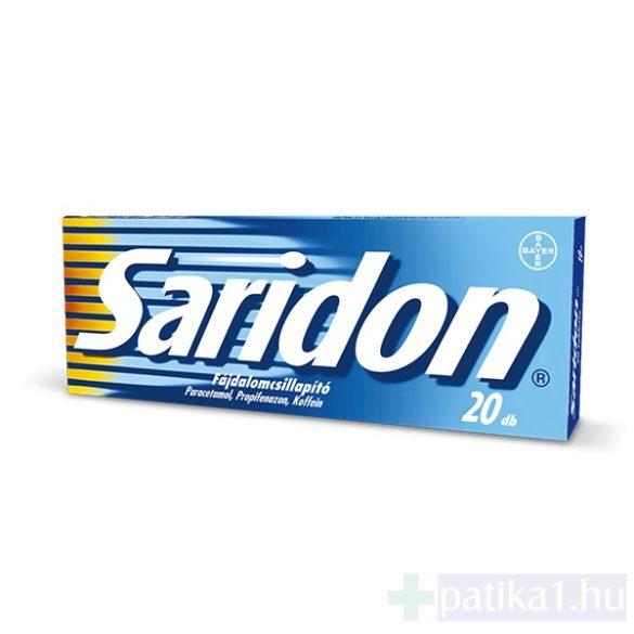 Saridon tabletta 20 db