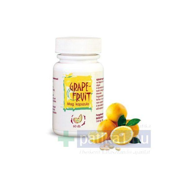 Bioextra Grapefruitmag kapszula 60 db