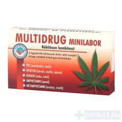MultiDrog minilabor 1x