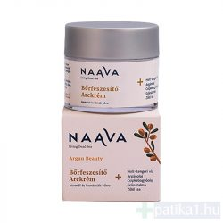 NAAVA Argan Beauty Bőrfeszesítő Arckrém 50 ml