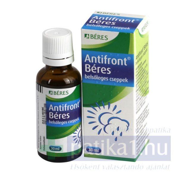 Antifront Béres belsőleges cseppek 30 ml