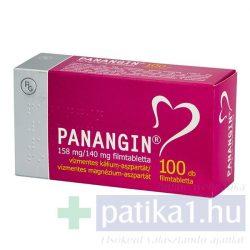 Panangin 158 mg/140 filmtabletta 100 db