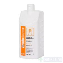 Bradoderm Soft műtéti kézfertőtlenítő 1000 ml