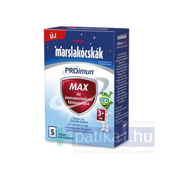 Walmark Marslakócskák PROimun Max oldathoz por 5 db