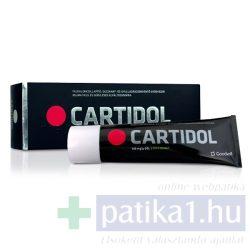 Cartidol 100 mg/g gél 50 g