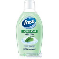 Fresh folyékony szappan 1 liter Aloe Vera illlatú