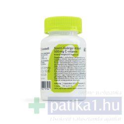 Szent-Györgyi Albert C-vitamin 500 mg étrendkiegészítő tabletta 60 db