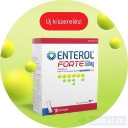 Enterol Forte 500 mg belsőleges por 10x