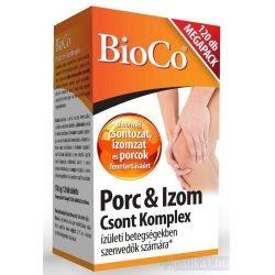 BioCo Porc-Izom Csont komplex filmtabletta 120x