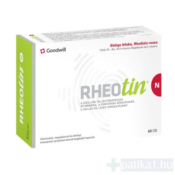 Rheotin kapszula 60 db