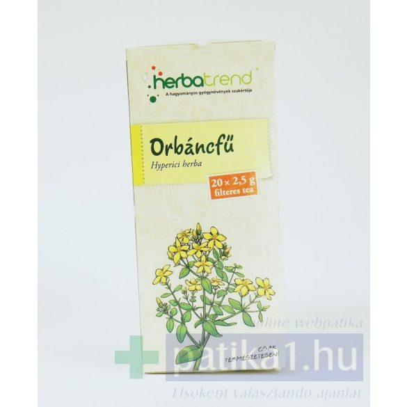 Herbatrend Orbáncfű filteres 20 db