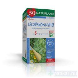 Naturland Légzéskönnyítő gyógynövény teakeverék 20 filter