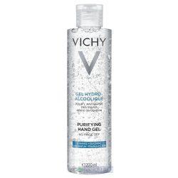 Vichy Alkoholos kéztisztító gél 200 ml Hydroalcoolique