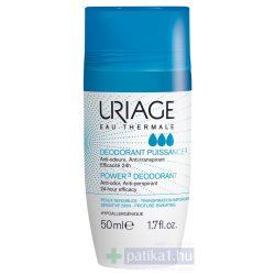 Uriage DEO - Intenzív izzadásgátló golyós dezodor50 ml