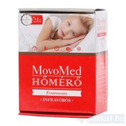 Lázmérő infrasugaras érintés nélküli MOVO-MED 1x