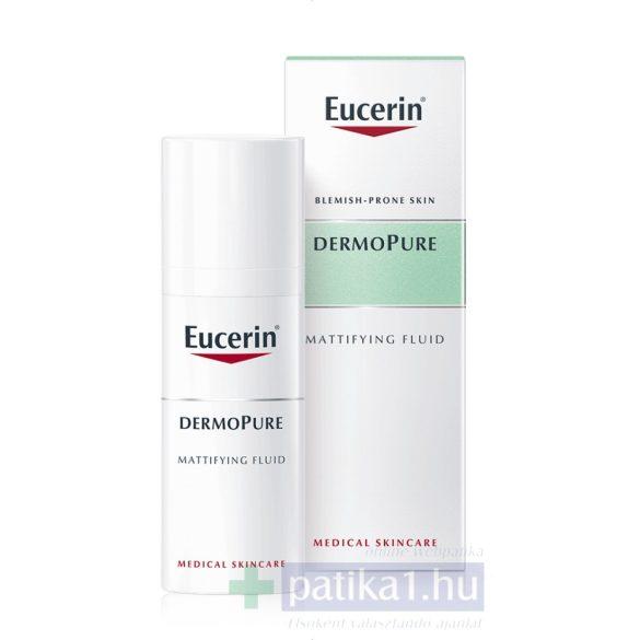 DermoPure Mattító fluid 50 ml