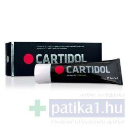 Cartidol 100 mg/g gél 100 g