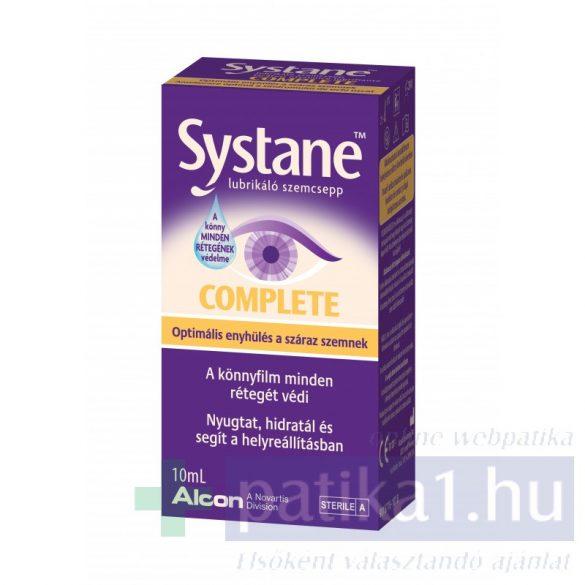 Systane Complete szemcsepp 10 ml