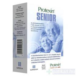 Protexin Senior étrendkiegészítő kapszula 60x