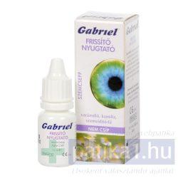 Gabriel szemcsepp frissítő 10 ml