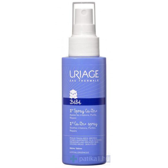 Uriage Baba CU-ZN+ spray irritált bőrre100 ml
