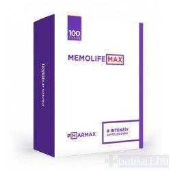 Memolife Max kapszula 100 db