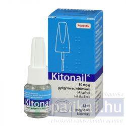 Kitonail 80 mg/g gyógyszeres körömlakk