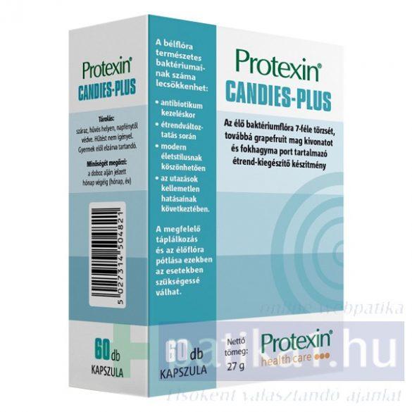 Protexin Candid-Plus kapszula 60 db (Candies-Plus)