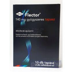 Flector 140 mg gyógyszeres tapasz 10 db