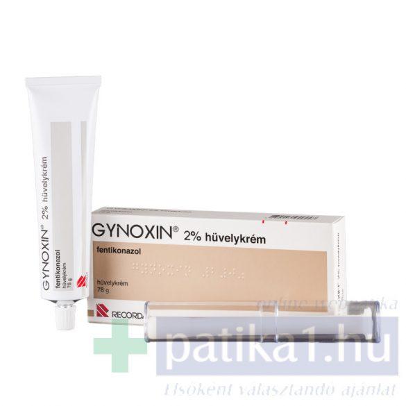 Gynoxin 2% hüvelykrém 78 g